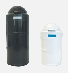 wall mounted disposer bin